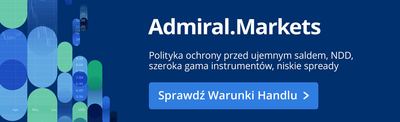 Rachunki Admiral Markets
