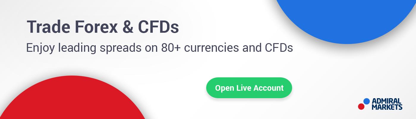 Open een live trading account