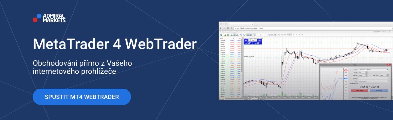 MetaTrader 4 WebTrader
