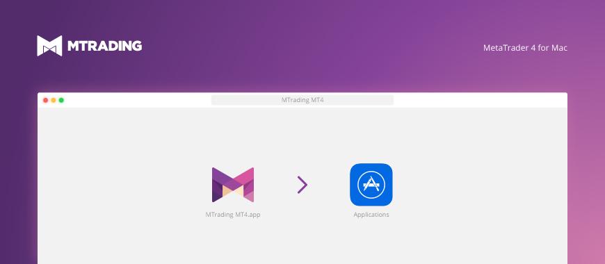 Cara Instalasi MT4 pada Mac