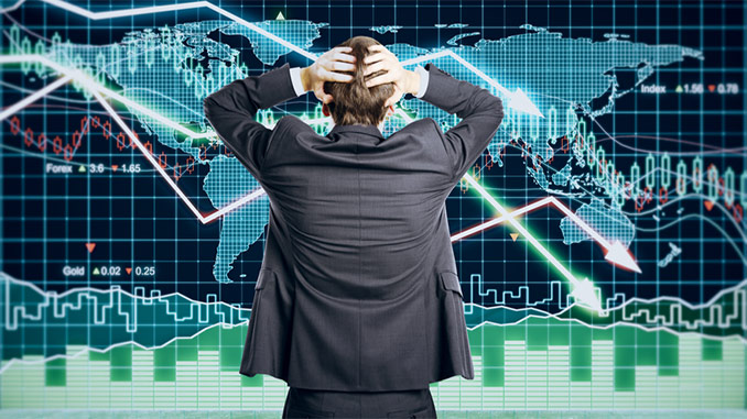Срив на фондовите пазари