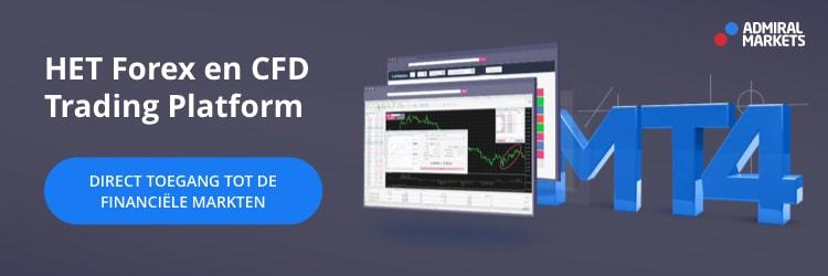 Admiral Markers trading software voor CFD en Forex