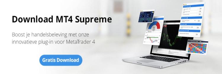 Metatrader Supreme Tools en EA Link
