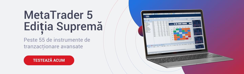 metatrader 5 editia suprema pentru profesionisti