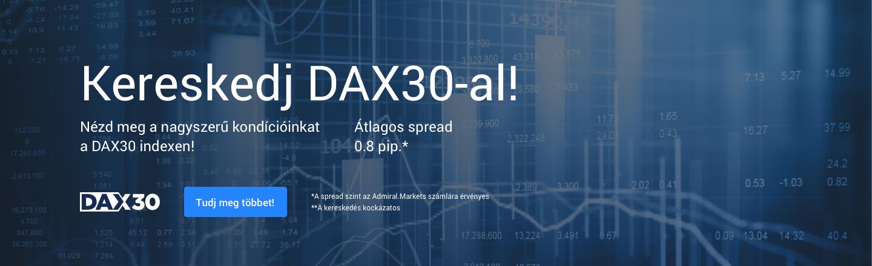 Kereskedj DAX30-al