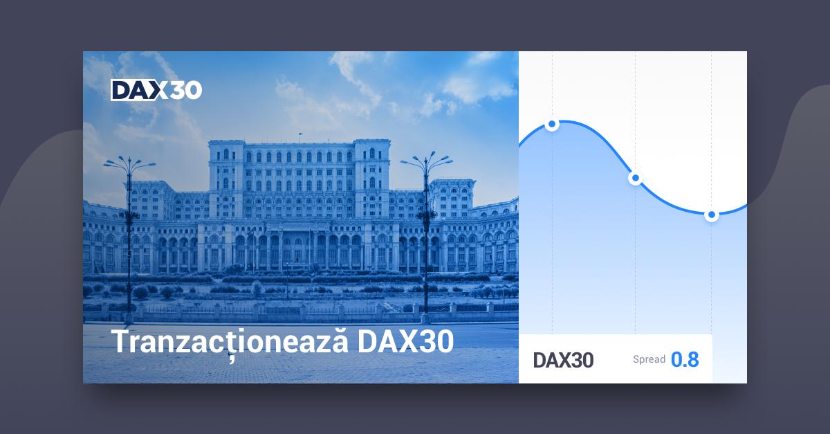 Tranzactioneaza DAX30