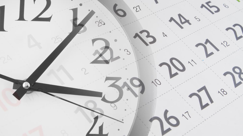 Changement horaires trading janvier 2019