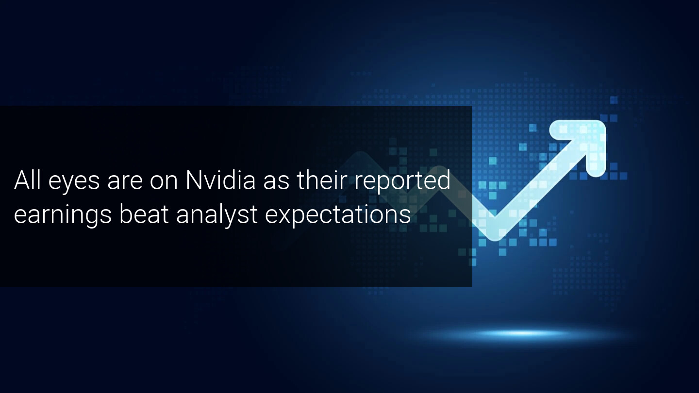 Nvidia posts huge earnings beat! What's next?