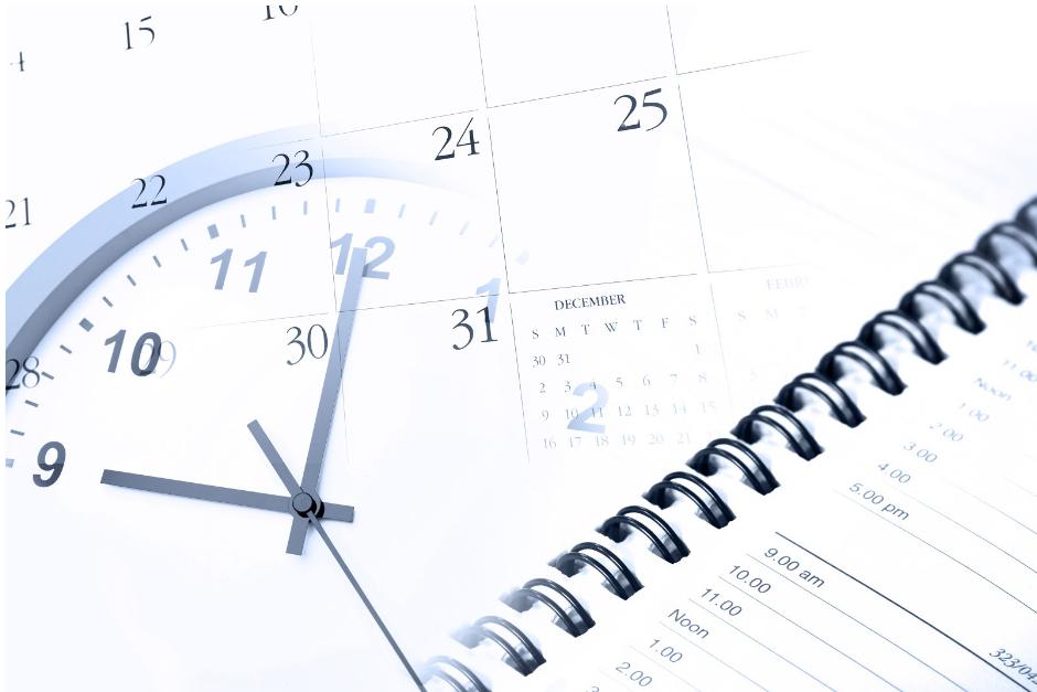 Geänderte Handelszeiten im Oktober 2018