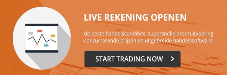 Open een Admiral Markets Live trading account voor Heikin Ashi