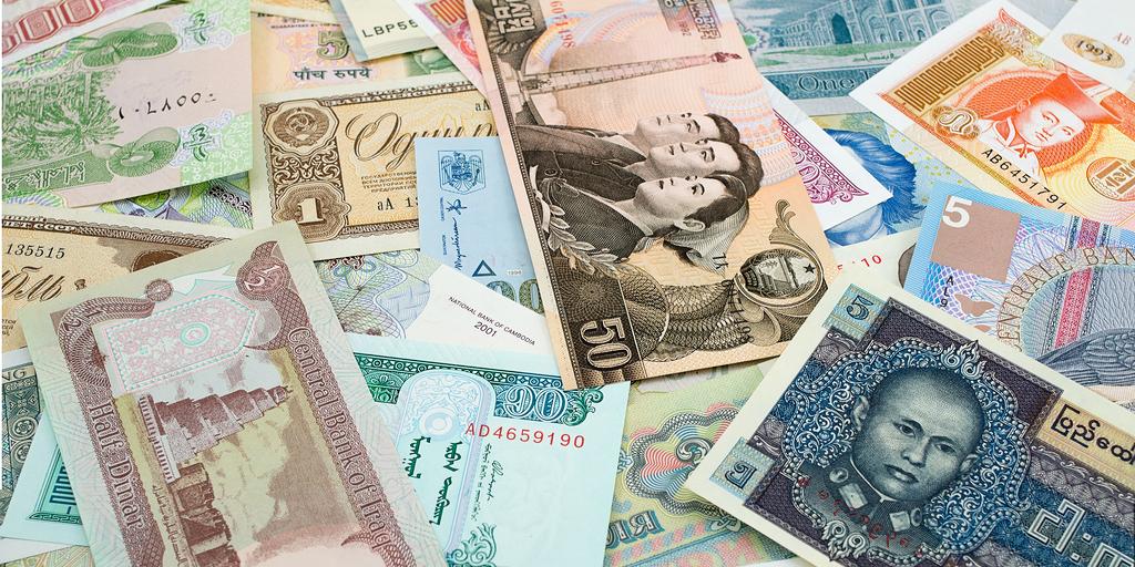Paires de devises exotiques Forex