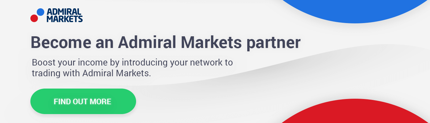 Become a Admiral Markets Partner