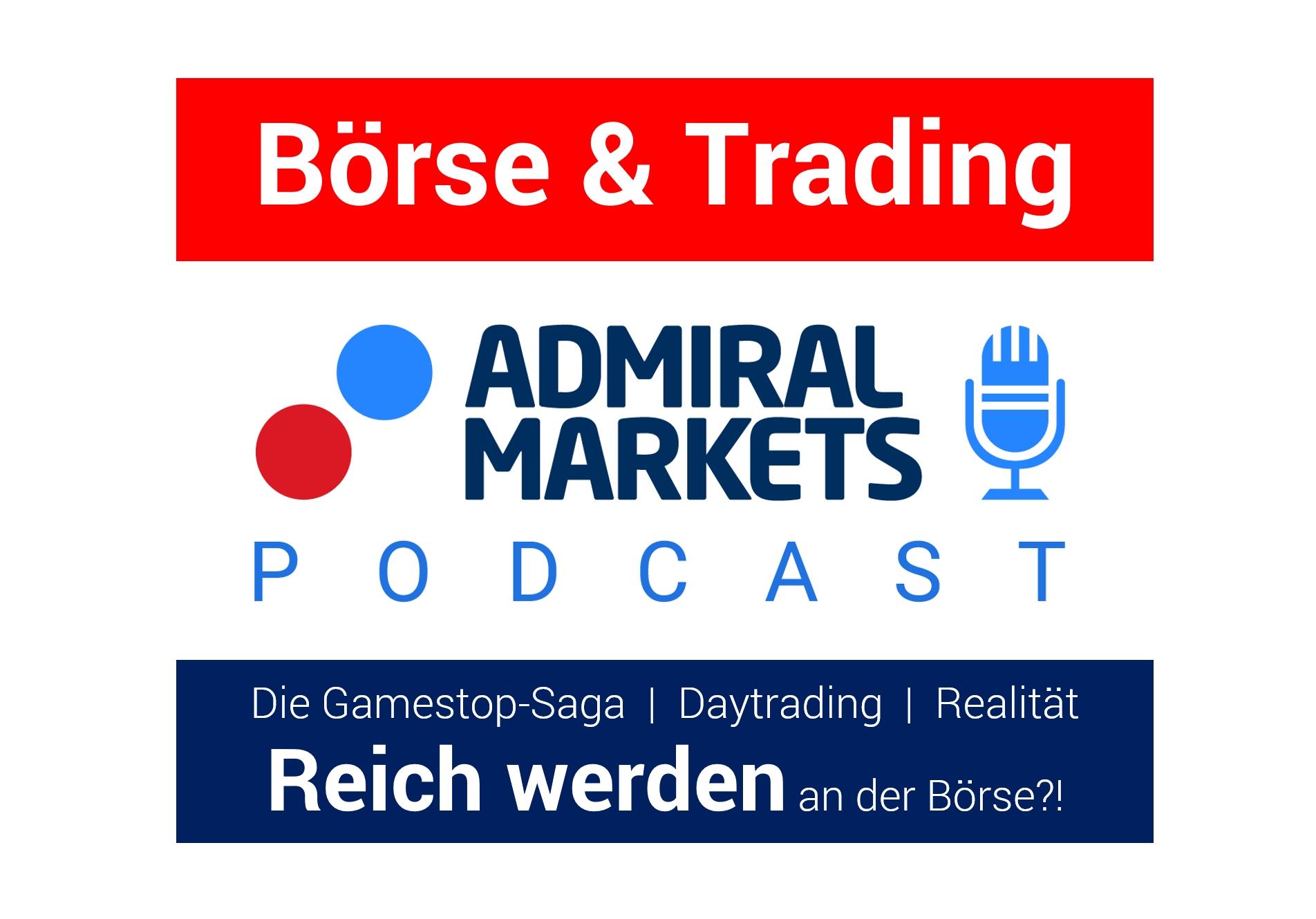 Börse & Trading Podcast - Reich werden - Daytrading