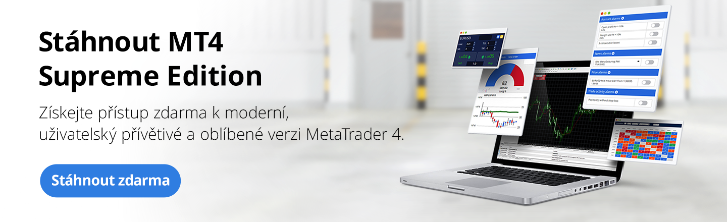 MetaTrader 4 Supreme Edition