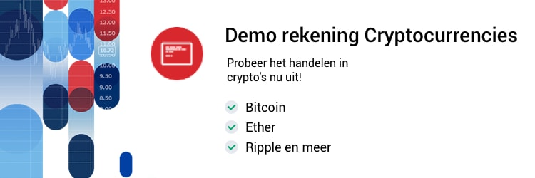 Demo rekening cryptocurrencies