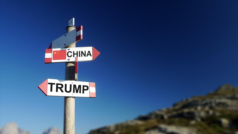 Tirdzniecības karš - Tramps pret Ķīnu