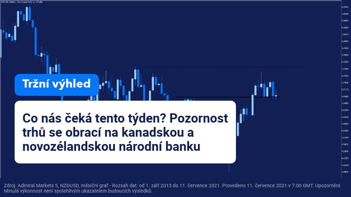 Trzni vyhled financnich trhu