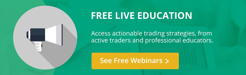 Live trading webinars online