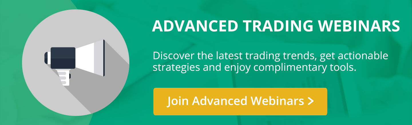 Webinars for advanced traders