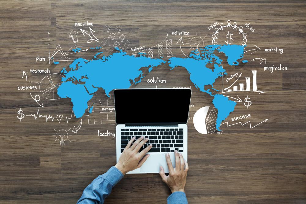 weltweites Trading, gemanagt mit Ihrem PC - Forex & CFDs