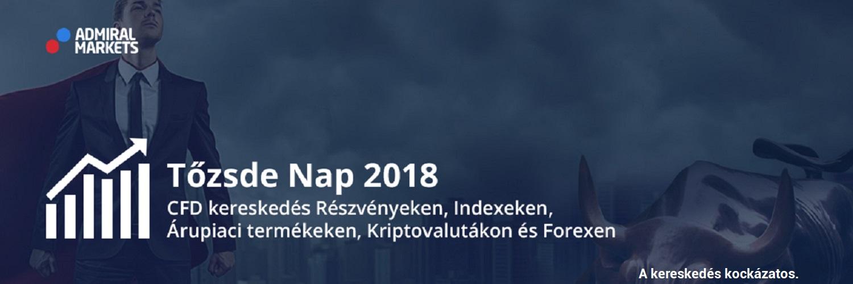 Tőzsde Nap 2018