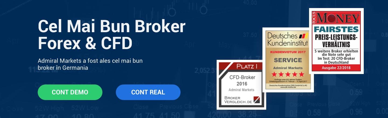 cel mai bun broker forex din romania