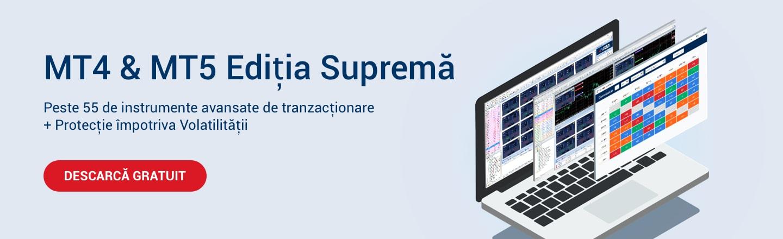 MetaTrader 5 Ediția Supremă