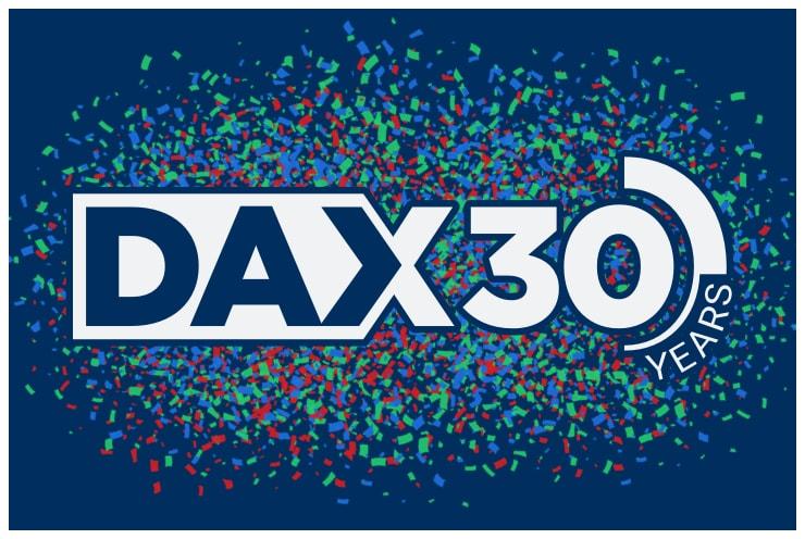 anniversaire DAX30