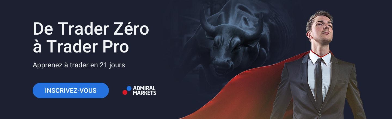 Apprendre à Trader avec la Formation de Trader Zéro à Trader Pro