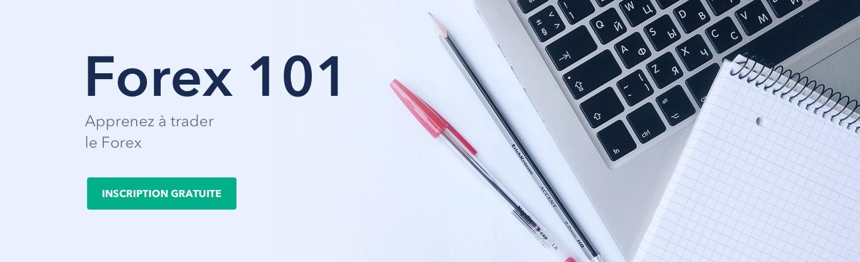 forex 101 - cours de trading gratuit