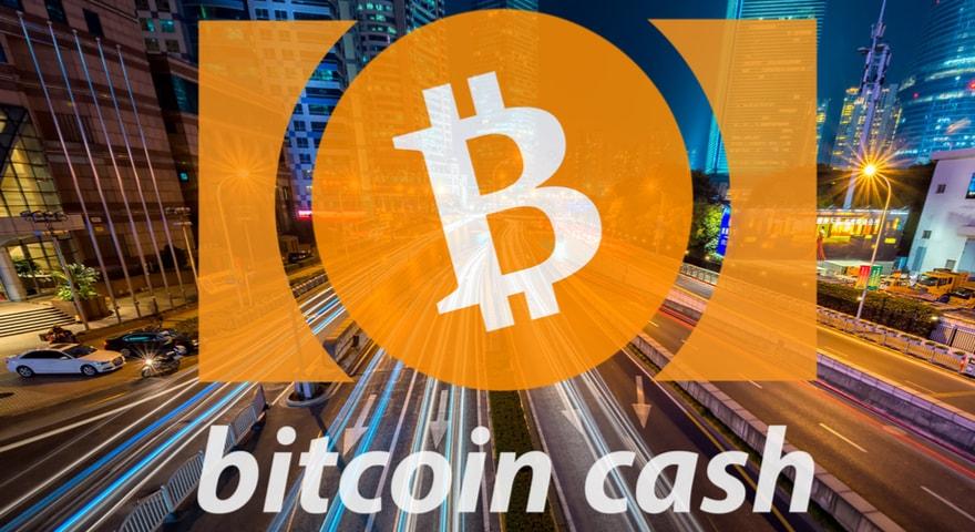 bitcoin cash cryptomonnaie