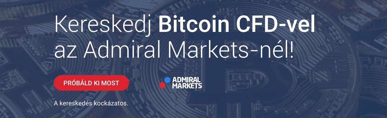Bitcoin CFD kereskedés
