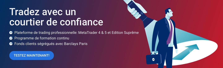 Testez MetaTrader Edition Suprême Mac avec un Compte de Trading Démo