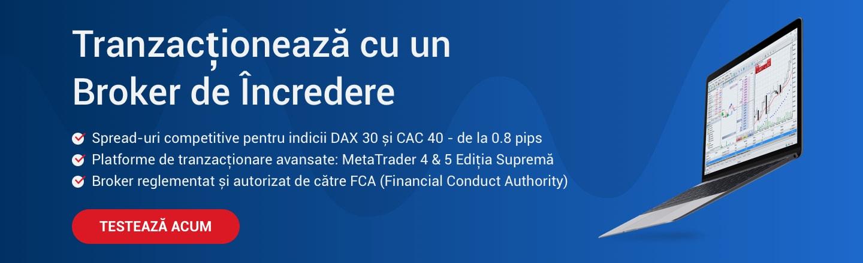 platformă de tranzacționare pentru tranzacționarea pe piețele instrumentelor derivate