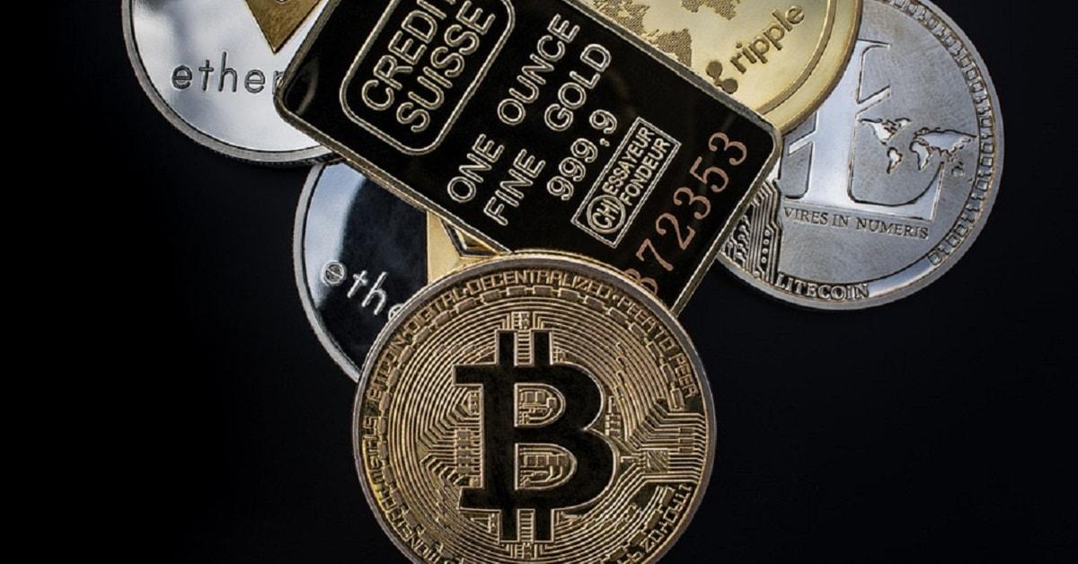 Bitcoin vs arany