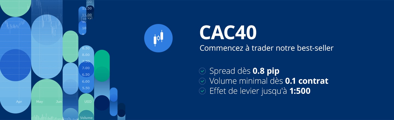 trader le CAC40