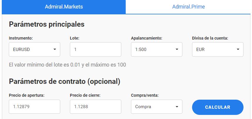 trading para principiantes, calculadora de divisas