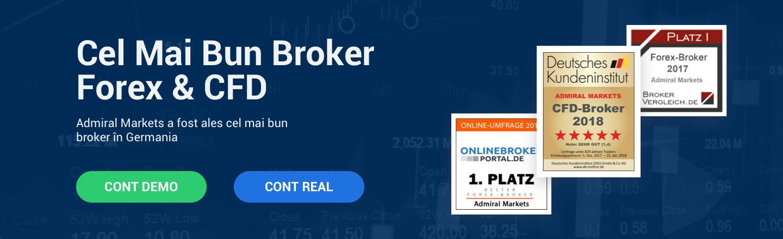 tranzactioneaza cu cel mai bun broker forex si cfd