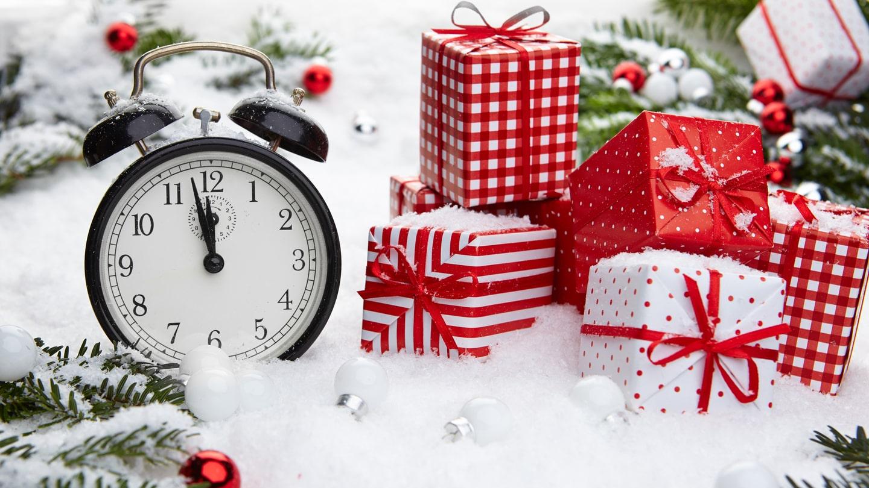 Obchodní rozvrh na Vánoce a Nový rok