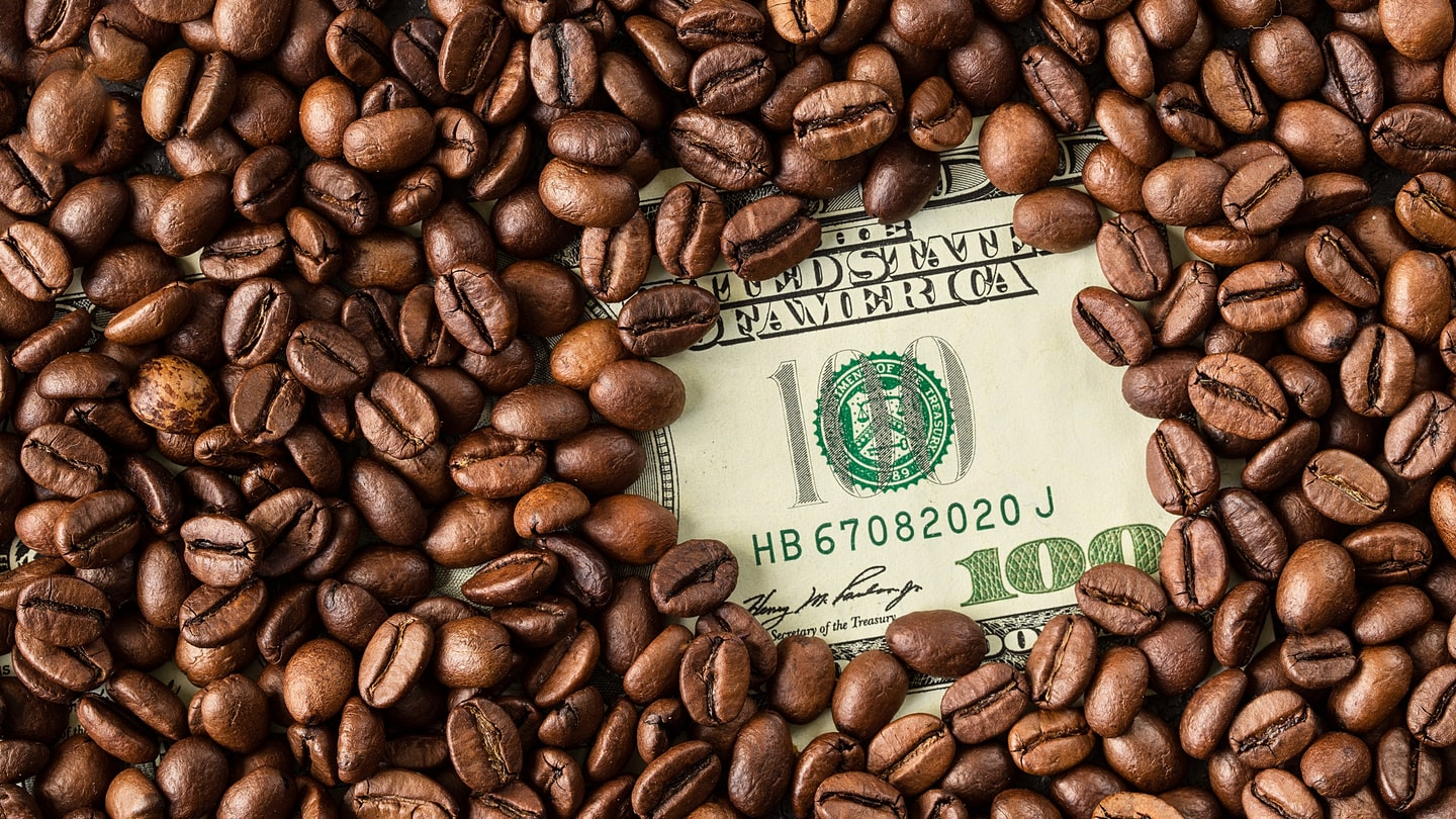 Commodity CFDs - coffee
