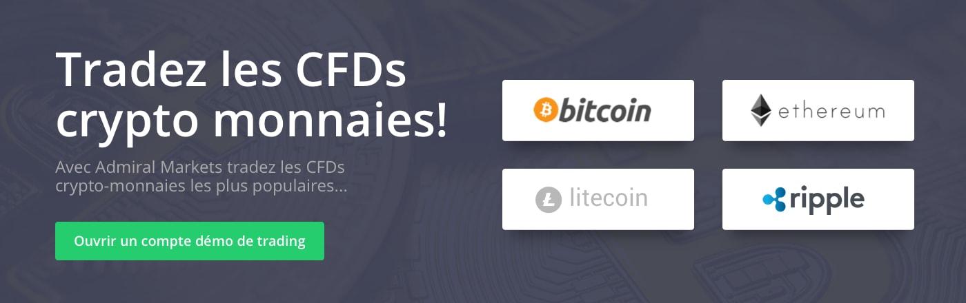 trader les cfds crypto monnaies