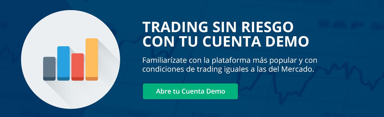 Abre tu Cuenta Demo para invertir en Forex