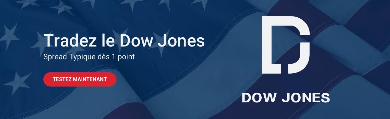 trader le dow jones
