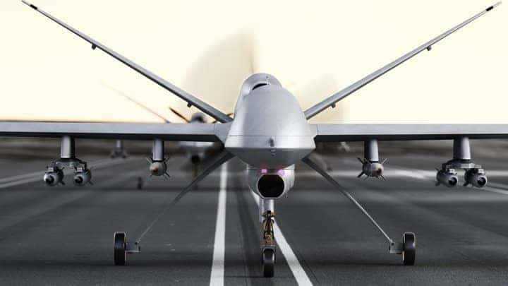 Aktien Drohnen