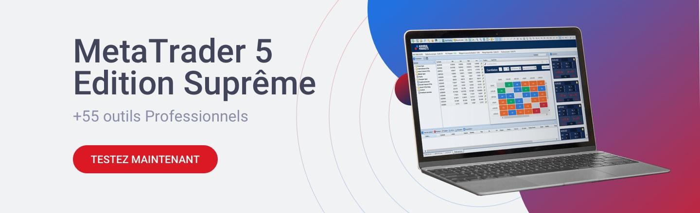 plateforme de trading metatrader 5 professionnelle