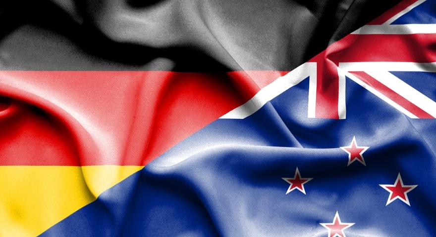 élection allemande et néo-zélandaise