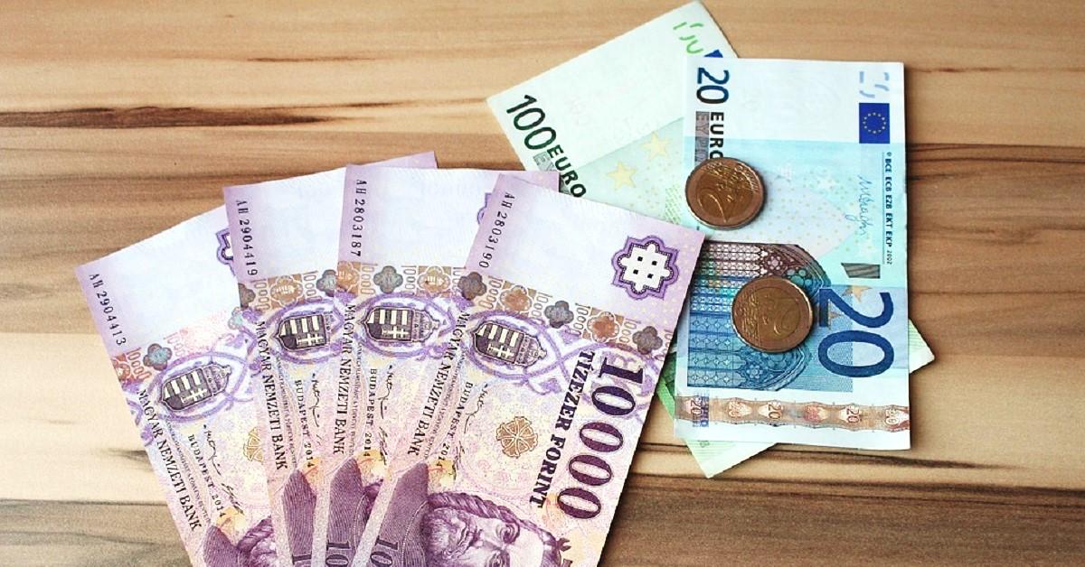 Euro forint