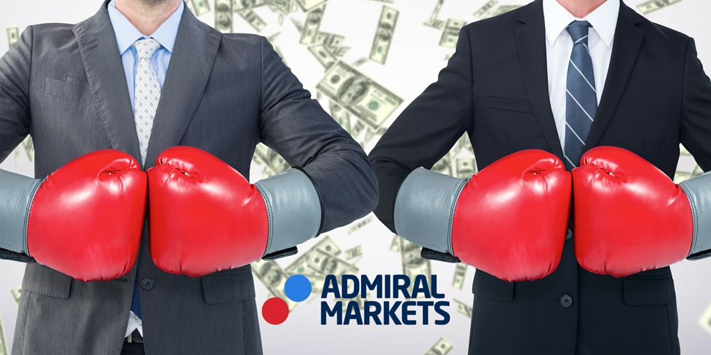 Admiral forex trading