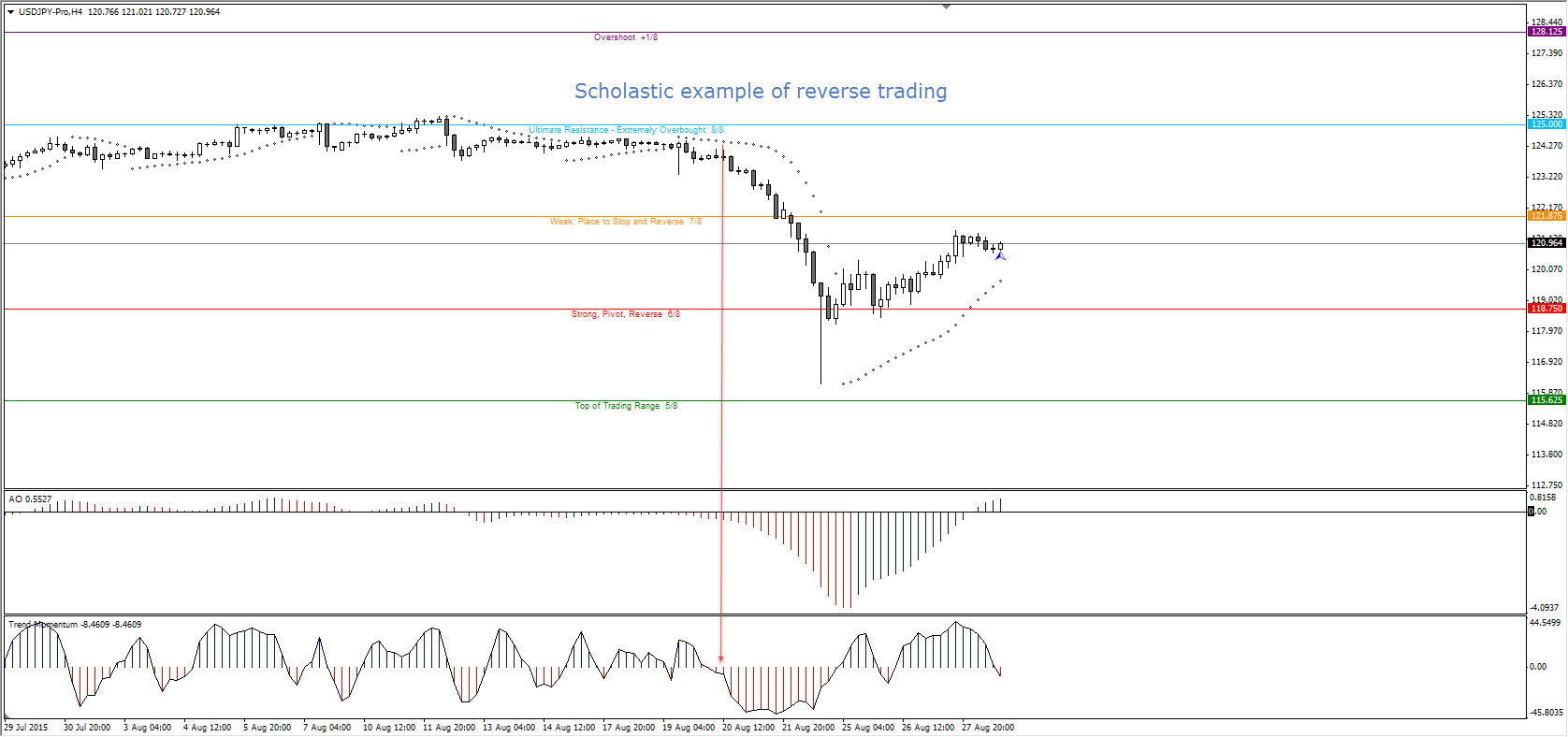 Common forex trading strategies