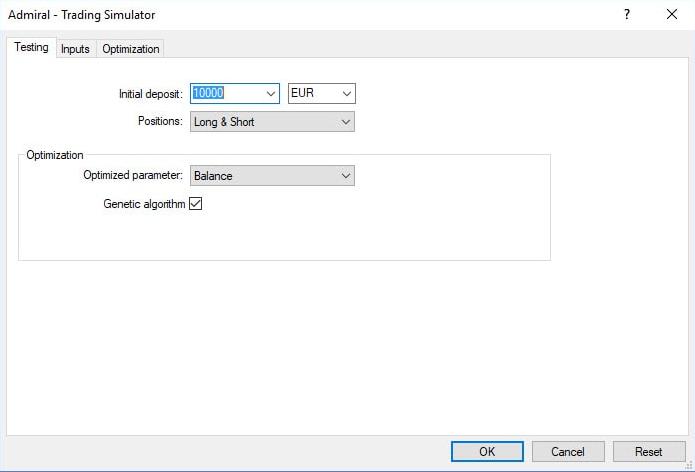 forex simulator mt4